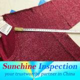 De Dienst van de Inspectie van de Kwaliteitsbeheersing Van het Kledingstuk van de Kleding van de sport in China