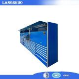 Wir allgemeiner Werkzeugkasten zerteilen Garage-Speicher-Hilfsmittel-Schrank