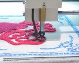 Wonyo wy-12 (de Machine van het Borduurwerk 4+4) Flat+Towel+Chain