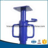 puntello d'acciaio di Ajustable di puntellamenti dell'armatura della costruzione di 2000-3600mm