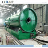 エネルギーに精製するWateのXhzt-2800-6000熱分解の機械装置