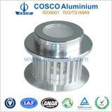ISO9001를 가진 LED 점화를 위한 알루미늄 알루미늄 밀어남: 2008 증명서를 주는