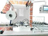 Máquina de empacotamento de vácuo de filme de estiramento automático para alimentos
