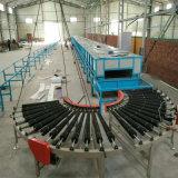 Fornalha de produção da placa de vidro