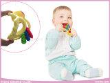 Baby-Geklapper-Vinylseepferd Teether für Kind