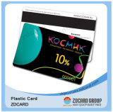 Design Logo Carte à puce Plastic PVC Business Name Card