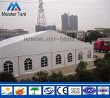 屋内及び屋外の卸し売り倉庫のテント