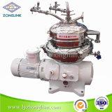 Separador trifásico do centrifugador do disco da descarga automática para vários petróleos