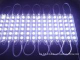 6 módulo de las virutas SMD 5730 LED para hacer publicidad de muestras