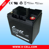 ¡Caliente! Vcell Brand 12V28ah Maintenance Free Accumulator Battery