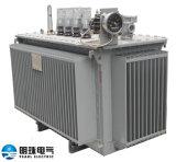 6.6kv Class Olie-Ondergedompeld Distribution Transformer