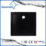 Sanitary Ware Black Square SMC Shower Tray (ASMC9090-B)