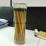 Crayon graphite haute qualité Hb avec gomme