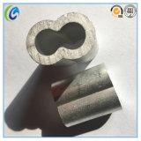 De hete Kokers van de Zandloper van het Aluminium van de Verkoop