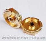 Parti d'ottone lavorate CNC di precisione del pezzo meccanico di CNC