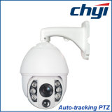 CCTV PTZ Camera de 700tvl Auto Tracking IR Speed Dome