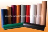 장 밀어남 선 PVC 코일 플라스틱 압출기 기계를 인쇄하는 PVC