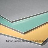 L'alluminio composito di alluminio del comitato di Clading della parete di Aludong PVDF placca lo strato di alluminio