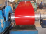Tinct cubrió bobinas prepintadas PPGI de acero galvanizadas de la bobina