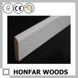 Moldar de contorno da madeira vermelha do estilo chinês para o material de construção