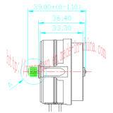 モーターを備えられた弁のアクチュエーター(SM-65)のための高品質の可逆モーター