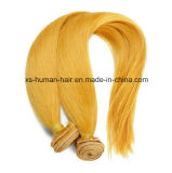 Wholesale European Straight Remy Human Hair Weft