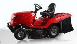 B&Sエンジンおよび草のキャッチャーが付いている芝刈機のトラクターのほとんどの普及した乗馬の芝刈り機か乗車