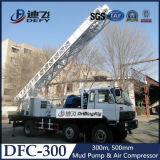 300mのトラックによって取付けられる掘削装置