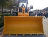Addetto al caricamento della rotella della parte frontale degli addetti al caricamento della rotella di Shantui