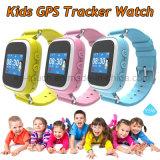 Relógio quente do perseguidor dos miúdos com a tecla do SOS para a ajuda (Y5W)