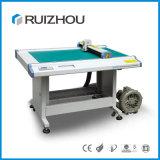 Кожа, PVC, гофрированный, бумажный автомат для резки Dieless с ISO Ce