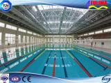 Costruzione prefabbricata della struttura d'acciaio per la piscina (FLM-022)