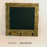 ホックが付いている熱いFscのPinewood型の黒板