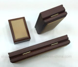 Fancy Wood Handmade Watch Display Gift Box Caixa de embalagem