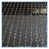 Renfort du réseau concret en métal soudé