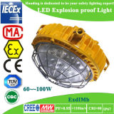 Bohrinsel verwendetes Exdi CREE LED explosionssicheres Licht