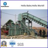 Balers неныжной бумаги Ce автоматические для рециркулировать центр (HFA20-25)