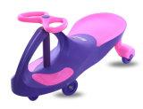 Carro do balanço do carro do brinquedo do bebê do material plástico