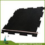 耐火性の適性のゴム製床の連結のRuberのマット