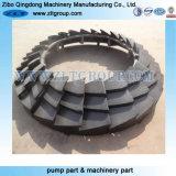 Fundiciones para fundición de arena con hierro Material de acero inoxidable