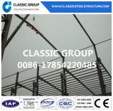Hangar del metal/taller de la estructura de acero/estructura de acero
