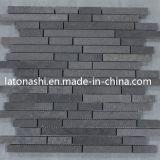 築壁のための灰色の花こう岩Bmのタイル