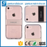 iPhone 5/5s аргументы за телефона серии экрана Caseology прозрачное