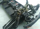 Véhicule électrique sans frottoir du châssis à télécommande 4WD RC en métal