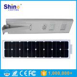 Lumière solaire de jardin du prix usine 25W DEL pour la route