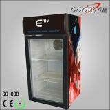고품질 및 최신 판매 전시 냉장고 진열장 (SC80B)