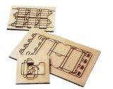 De hete Verkoop Geautomatiseerde Machine van de Buigmachine van de Brief van het Kanaal (HLB23)