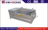 Edelstahl-Qualitäts-Frucht-Gemüse-Pinsel-waschende Schalen-Maschine für Verkauf