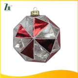 10cm Christmas fatto a mano Glass Ball
