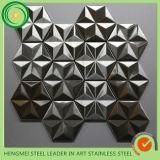 様式の選択の金属のステンレス鋼のアルミニウムモザイク・タイル